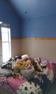 Kid Room in Chaos